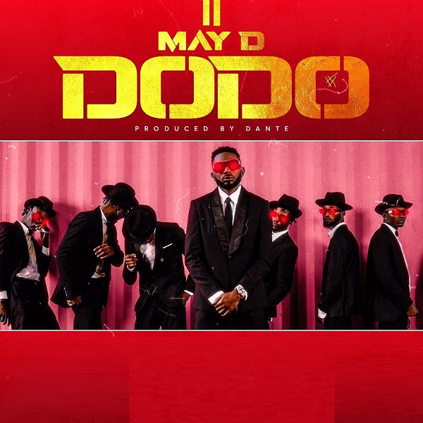 May D - Dodo (Official Audio)