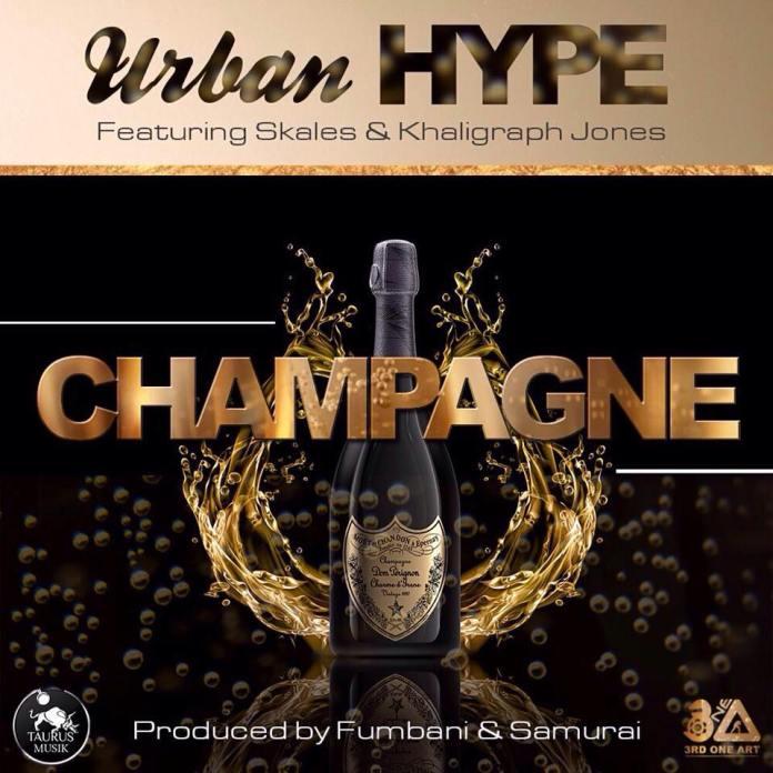 Urban Hype ft. Khaligraph Jones & Skales – Champagne