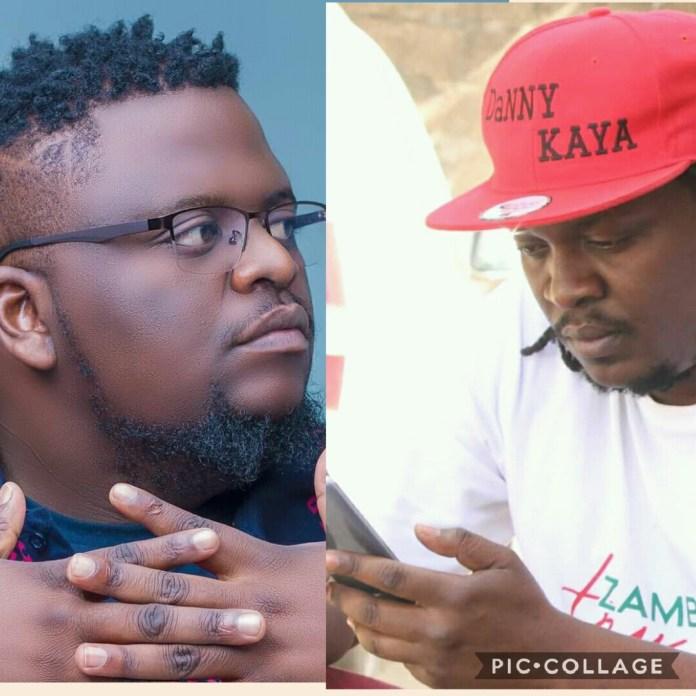 DJ Mzenga Man ft. DaNNy Kaya - Tebwafya Wandi
