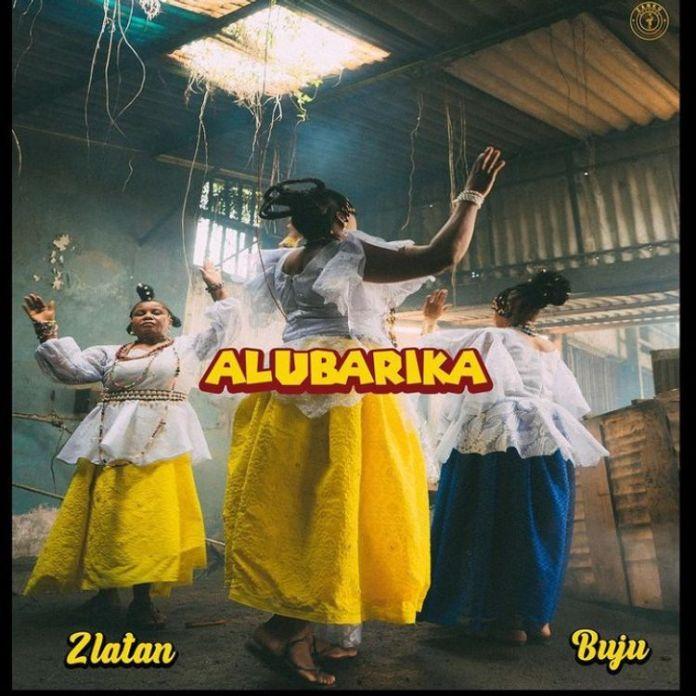 Zlatan ft. Buju– Alubarika