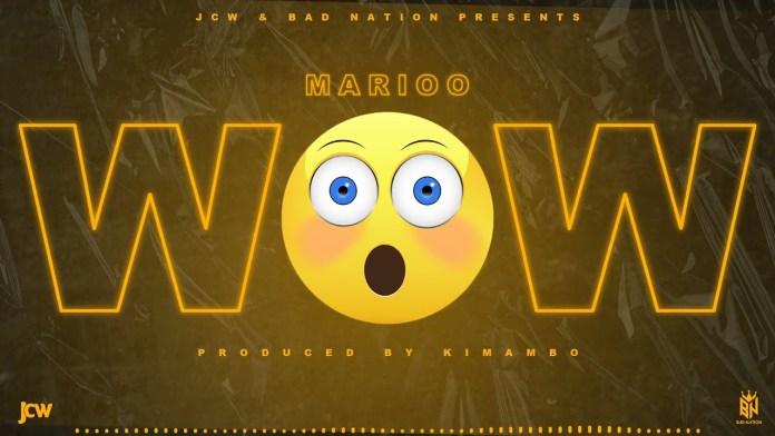 Marioo – WOW (Prod. Kimambo)