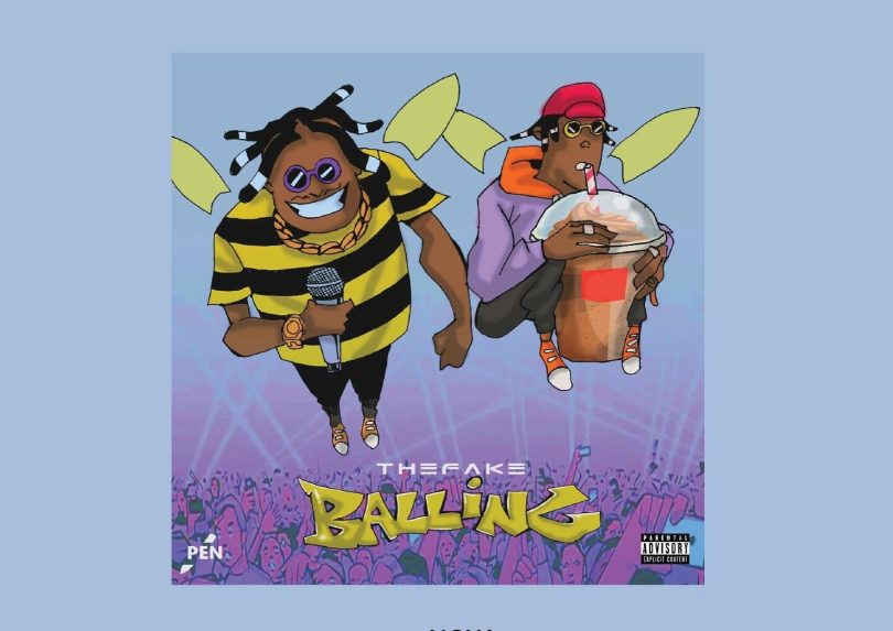 The F.A.K.E - Balling (Audio)