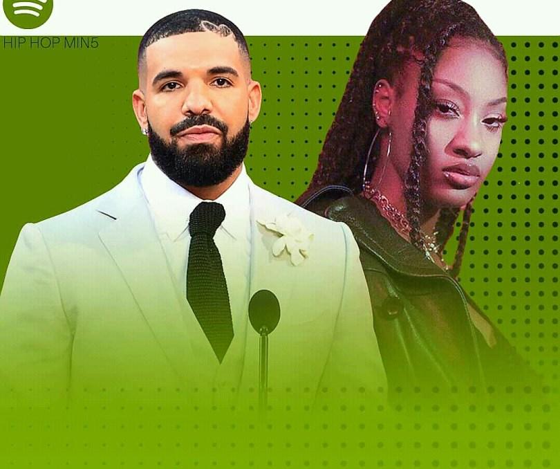 Drake ft. Tems – Fountains