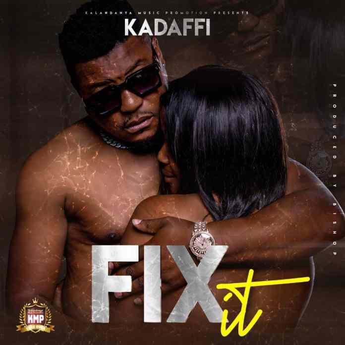 Kadaffi – Fix It (Prod. Bishop)