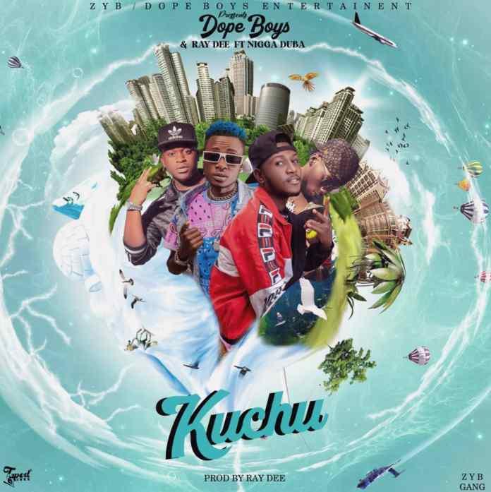 Ray Dee & Dope Boys ft. Nigga Duba - Kuchu