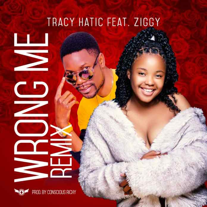 Tracy ft. Ziggy - Wrong Me (Remix)