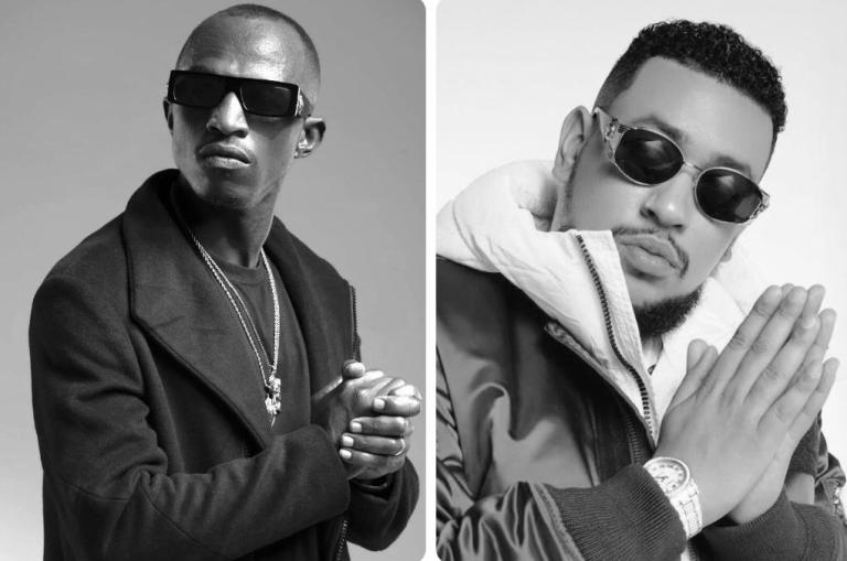 Macky 2  features AKA on African star