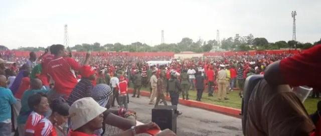 Nkanafans bridging the 2013title