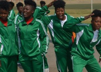 Zambian national handball team team females