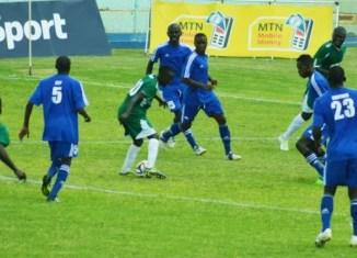 Jacob Ngulube skill against nkwazi