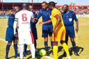 Referee Jani SIkazwe