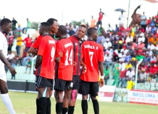 zanaco vs APR fc during preliminary caf champions league 2017