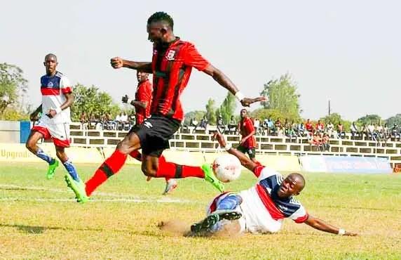 Nkwazi week 17 against Zanaco