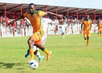 Nkana vs Eagles week 36 during 2017 season