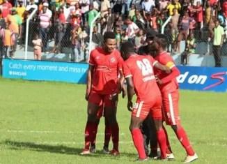 Nkana are the 2018 Charity Shield Champions as Mbombo and Kampamba scores brace