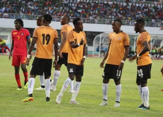 Chipolopolo back on track