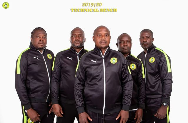 2019-20 Forest Rangers Technical bench 2