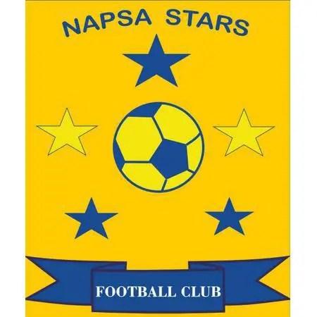 Napsa Stars adopts new logo 2
