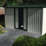 Skyline - Large Garden Shed