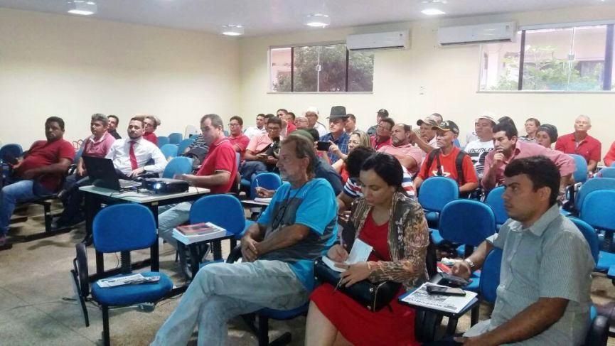Plenária Estadual do PT em Marabá2
