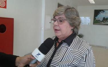 Vereadora Cristina Marabá