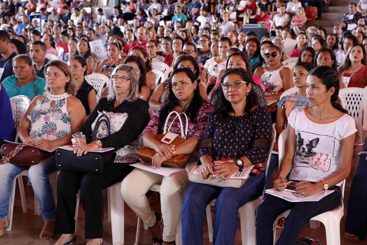 Semana Pedagógica de Tucuruí