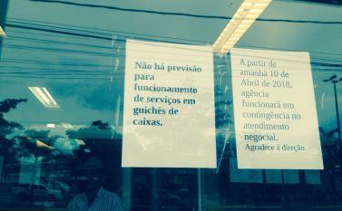 aviso do banco do brasil