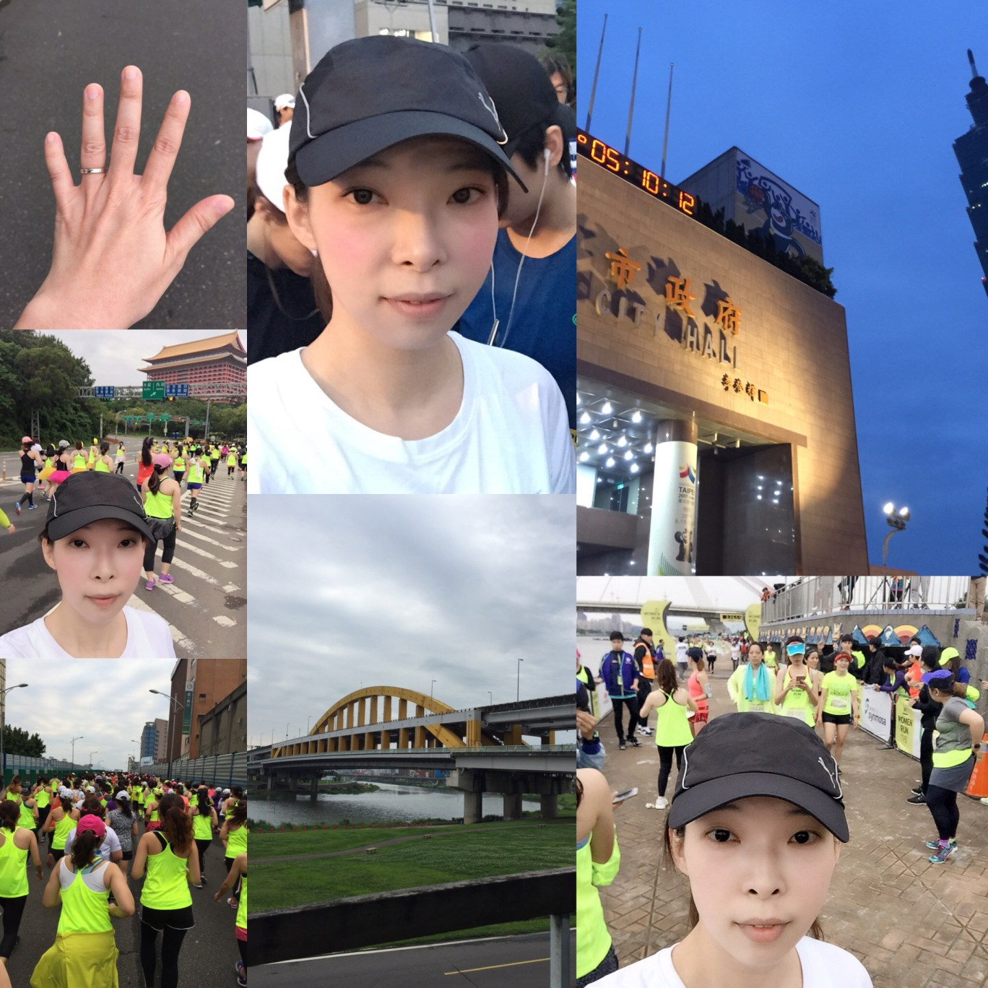 [2017]RUN 07。WOMEN RUN TAIPEI (21K)