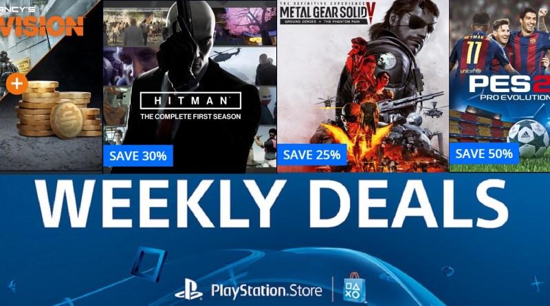 PlayStation Network Deals for this week (till Jun 27th)