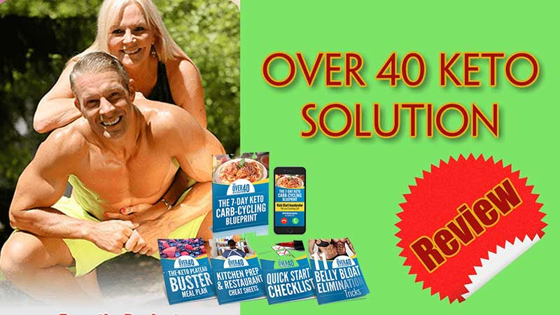 The Over 40 Keto Solution