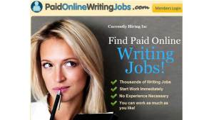 Writing Jobs Online