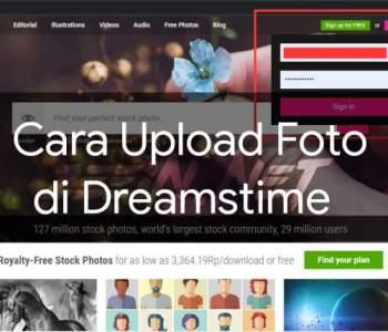 Cara meng-upload gambar / foto / vector di dreamstime.com melalui PC / Laptop dengan singkat, jelas, dan mudah di fahami. Format JPG, EPS, atau raw image