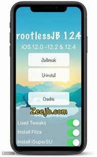 """RootlessJB does not install Cydia, Sileo or any other Jailbreak app / tweak manager or installer. Therefore you must install """"Rootless Installer"""" to install Jailbreak apps, tweaks or themes. RootlessJB does not install Cydia, Sileo or any other Jailbreak app / tweak manager or installer. Therefore you must install """"Rootless Installer"""" to install Jailbreak apps, tweaks or themes."""