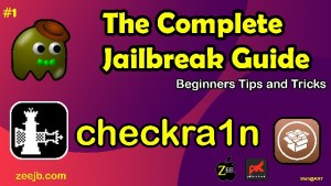 CheckRa1n is permanent jailbreak for every iOS version running A5-A11 devices. It's called as check rain jailbreak also.This is based on the unpatchable bootrom exploit called Checkm8. It cannot fix without a hardware replacement.