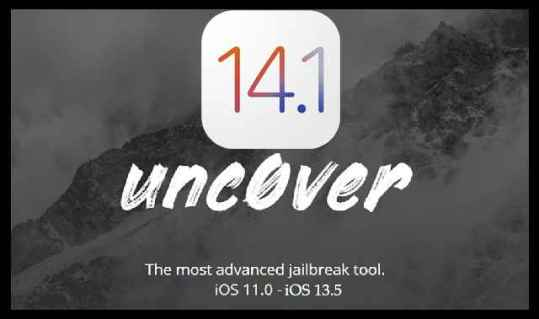 currently, unc0ver is compatible with support for iOS 11 to iOS 13.5.5 beta
