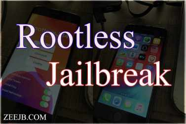 """Here is everything you know about the Rootless jailbreak for new iOS 12.4.7- iOS 12. Rootless Jailbreak is more similar to chimera and Unc0ver jailbreak-online. rootlessJB4 is also a """"semi-untethered"""" jailbreak."""