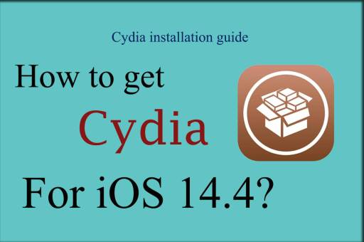 How to install cydia to iOS 14.4 online