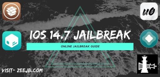 iOS 14.7 jailbreak online