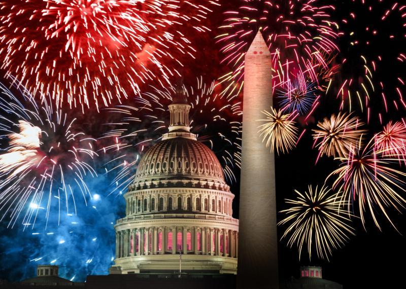 Resultado de imagen de independence day fireworks