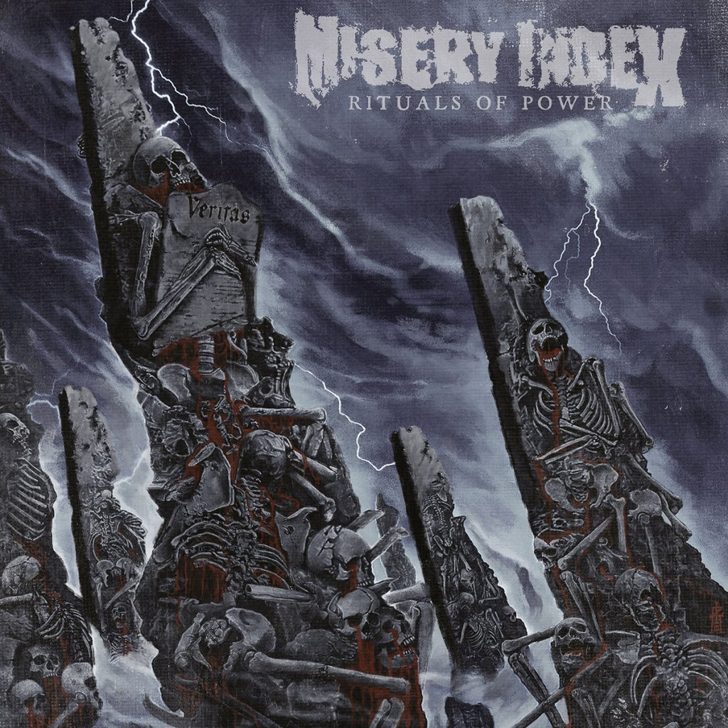 Misery Index-Ritual Of Power