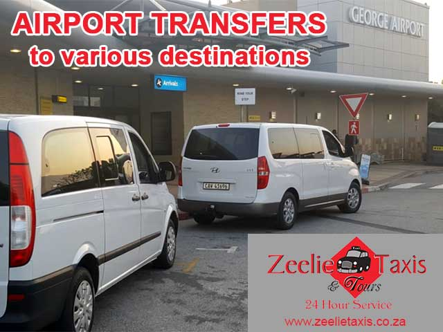 George Airport Shuttles and Transfers Zeelie Taxis