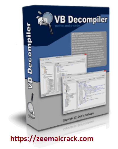 VB Decompiler Pro Key