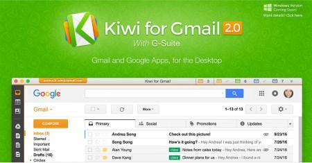 Kiwi for Gmail Crack
