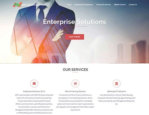 AMZ Solutions Limited.