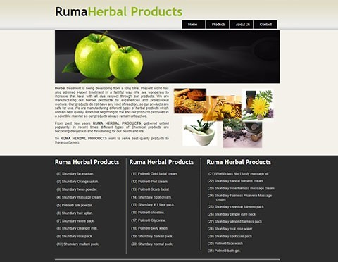 RumaHerbal Products