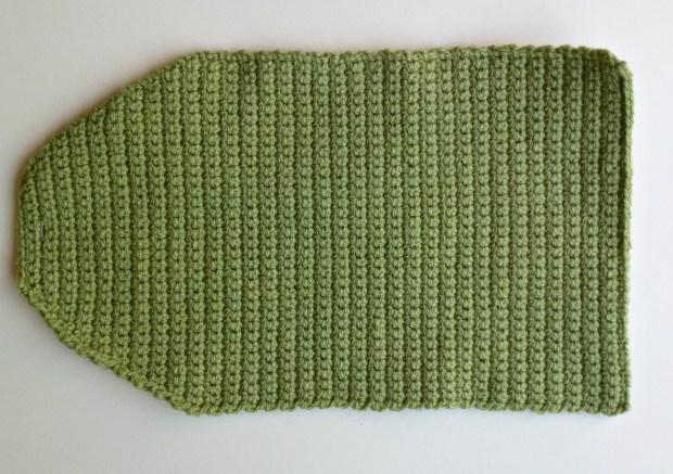 outer crochet purse
