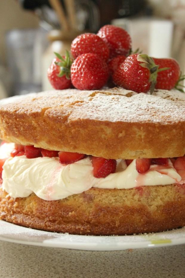 Best summer cake ever!