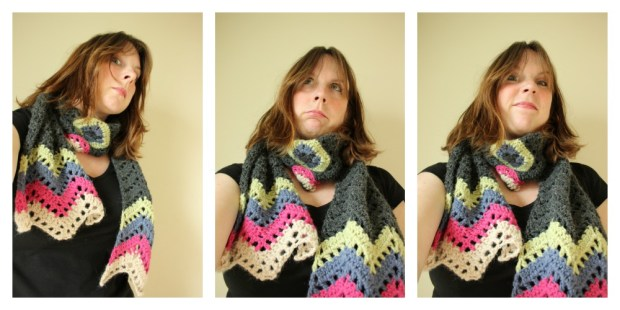 stupid-faces-in-my-crochet-geoffrey-scarf