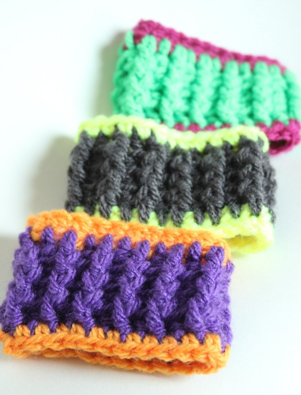 crochet-cuff-bracelets