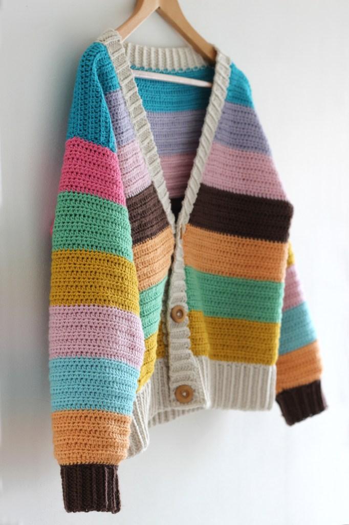 Teh Perfect Crochet Cardigan